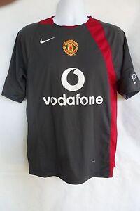 Manchester united home shirt vodaphone sponsor nike for Manchester united shirt sponsor