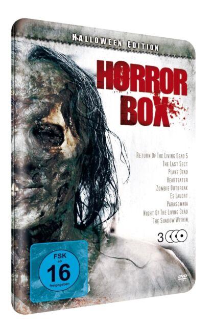 Horrorbox - Halloween Edition (2012)