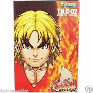 Bigboystoys Street Fighter Pvc Statuette Avec Son & Lumineux T. N.c 02 : Ken 22