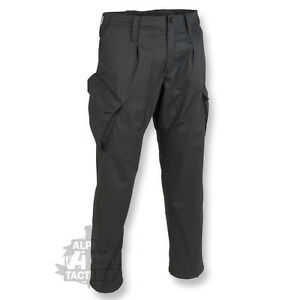 BRITISH-ARMY-PCS-STYLE-RIPSTOP-TROUSERS-COMBAT-ISSUE-CAMO-AIRSOFT-BLACK