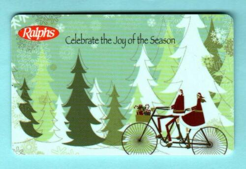 $0 RALPH/'S Celebrate the Joy of the Season 2013  Gift Card