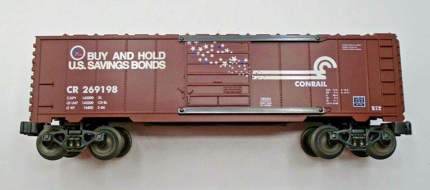 Lionel 6-39222 Conrail Boxcar