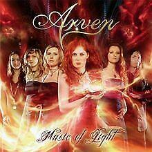 Music-of-Light-von-Arven-CD-Zustand-gut