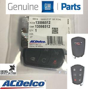 NEW-OEM-Key-Fob-13598512-ACDelco-GM-Original-Equipment