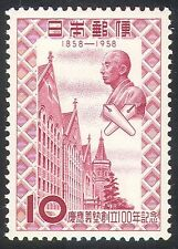 Japan 1958 University/Education/Buildings/Architecture/People 1v (n25329)