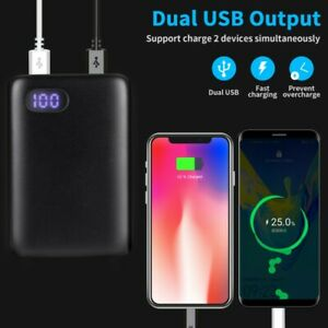 Portable 50000mAh Power Bank Charger External Battery Pack ith Dual USB Output