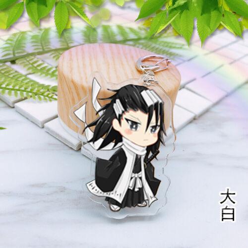 fairy tail naze anime Acrylic keychain Pendant Keyring key chains ornament new
