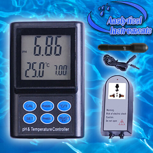 PH TEMP CO2 CO2 CO2 CONTROLLER METER REGELAPPARATUUR PH-221 P14 bdd899
