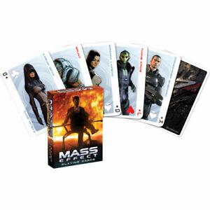 Mass-Effect-Deck-of-Playing-Cards-NEW-Dark-Horse-Comics