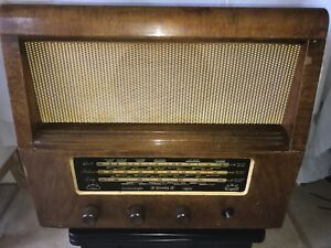Rare Columbia Valve Radio Model C302 Vintage
