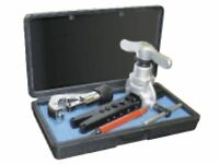 Mastercool 70058 45º Eccentric Flaring Tool W/cutter, Deburring Tool, Plstc Box