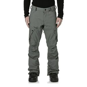 VOLCOM-Men-039-s-ARTICULATED-Snow-Pants-CHR-XL-NWT