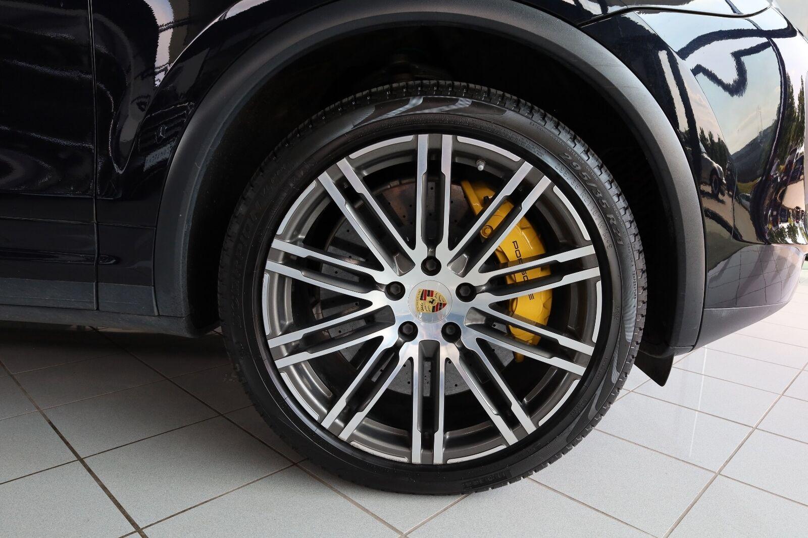 Porsche Cayenne Turbo 4,8 Tiptr.