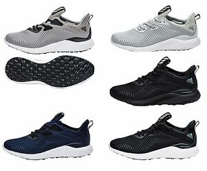 73b1e0ab2677 Adidas Alpha Bounce 1 BW0540 Running Shoes Athletic Sneakers Runners ...