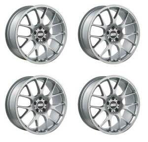 4-BBS-CH-R-wheels-9-12x19-ET53-45-5x130-SIL-for-Porsche-911-Carrera-GT2-GT3-Tu