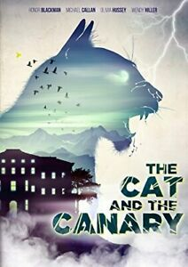 The-Cat-and-the-Canary-DVD-Region-2