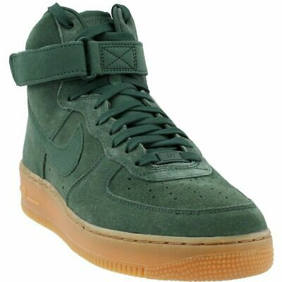 Nike Air Force 1 High 07 LV8 Suede Mens Shoes Vintage Green Gum Ivory AA1118 300 | eBay