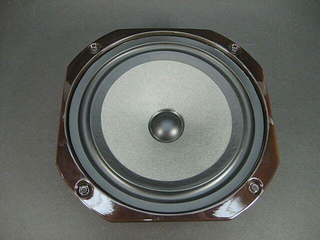 single wharfedale 304 bookshelf speakers ~ repair part