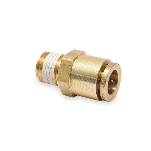 Male Connector,1//8-27,3//16 In Tube Sz 1868X3