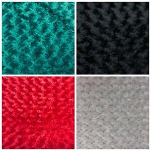 Circle-Swirl-Fur-Red-Duck-Egg-Black-White-150cm-60-034-Wide-Fluffy-Soft