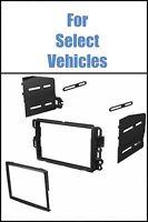 Double Din Radio Kit For Select 07-14 Chevrolet Suburban Tahoe Silverado Express