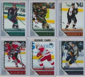 2005-06-Upper-Deck-Series-2-YOUNG-GUNS-Rookie-U-Pick-COMPLETE-YOUR-SETS