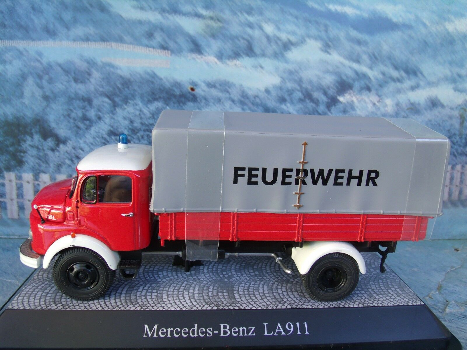 1 43 PREMIUM CLASSIXXs (Germany) (Germany) (Germany) MERCEDES LA911 476a4a