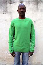 TH Tommy Hilfiger Soft Wool & Nylon Green Casuals 90 Mens Jumper Knit XL