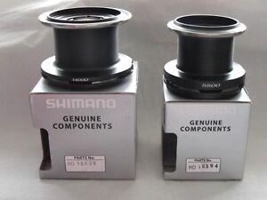 Shimano-Baitrunner-Spare-Spools-Choose-Medium-or-Big-XTB-Long-Cast