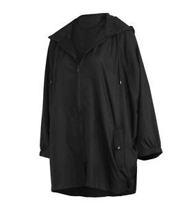 Large Jacket Shedrain Rain Windbreaker 91806223588 Sleeves Ny Shed Sort 7232 Dolman aRznqxUw