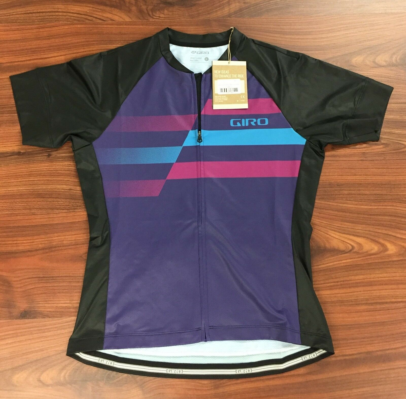 Giro Women's Chrono Cycling Jersey Size Large New