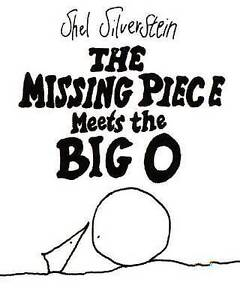 Missing-Piece-Meets-the-Big-O-by-Silverstein-Shel-ExLibrary