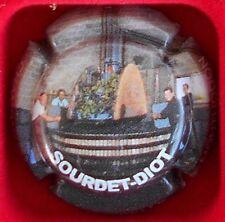 Capsule de champagne Sourdet Diot N°1