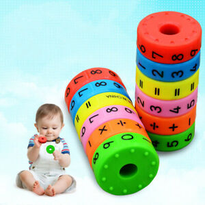 ITS-6x-Magnetic-Mathematics-Arithmetic-Numerals-Cylinder-Toys-Kids-Early-Learni