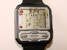 Nelsonic Pac Man by Midway Game and Watch ultra rare collector's item 1983