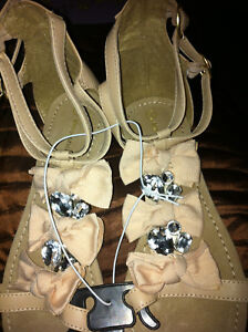 primark sparkly sandals