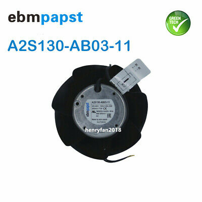 EBM PAPST A2S130AB0311 AXIAL FAN