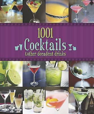 1 of 1 - 1001 Cocktails by Parragon (Hardback, 2011)