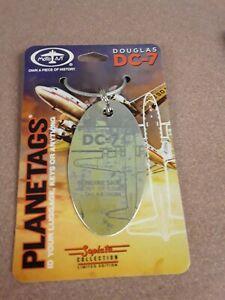 Douglas-DC-7-American-Airlines-Plane-Tag-Planetags-Free-Shipping