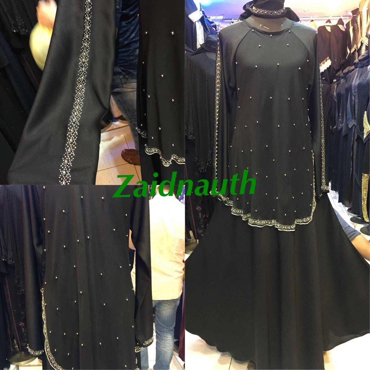 New design abayas dress islamic wear saudi women dress.size 54.56.58.---2018