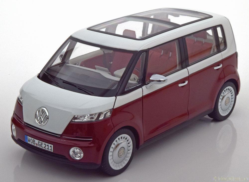 Vw volkswagen bulli concept car - salon 2011 geneve norev 7e9099302bl9 1   18.
