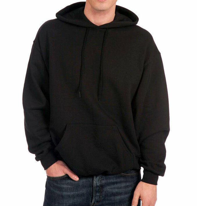 Sweat Shirt Capuche svart Uni  Vierge