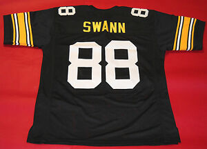 the best attitude 5ec45 32a59 Details about LYNN SWANN CUSTOM PITTSBURGH STEELERS JERSEY