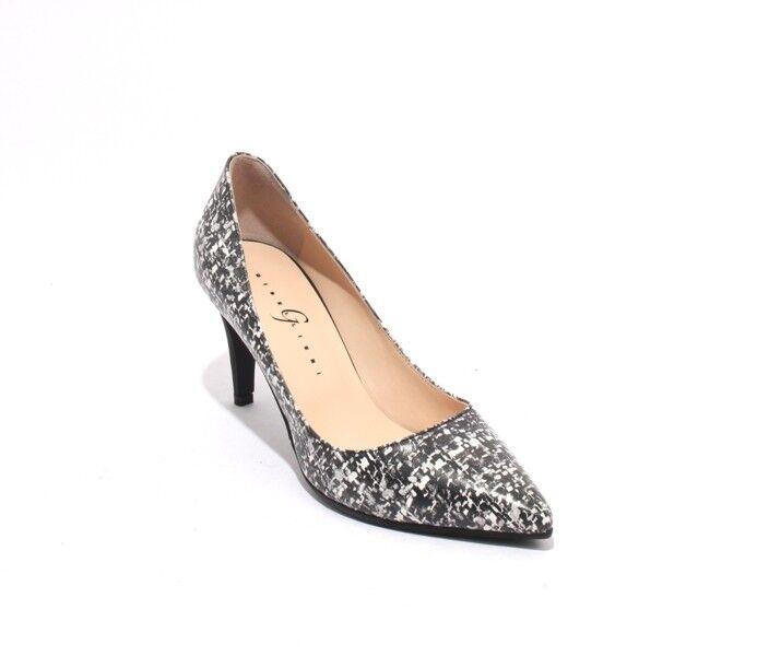 in linea Gibellieri 3367pa Multicolore Leather   Classics Pointy Heel Pumps Pumps Pumps 39.5   US 9.5  centro commerciale di moda