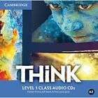 Think Level 1 Class Audio CDs (3) by Jeff Stranks, Herbert Puchta, Peter Lewis-Jones (CD-Audio, 2015)