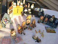 Big Lot VTG Doll House Furniture