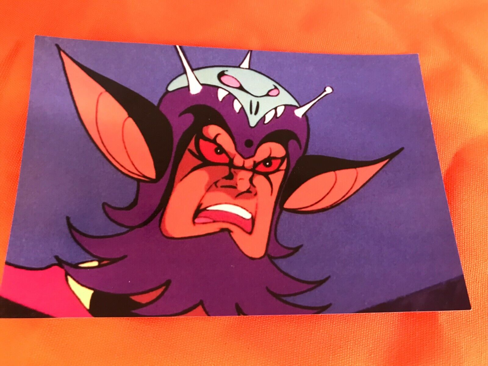 Postcard grendizer shogun warrior mazinger grendizer jumbo Albator ken