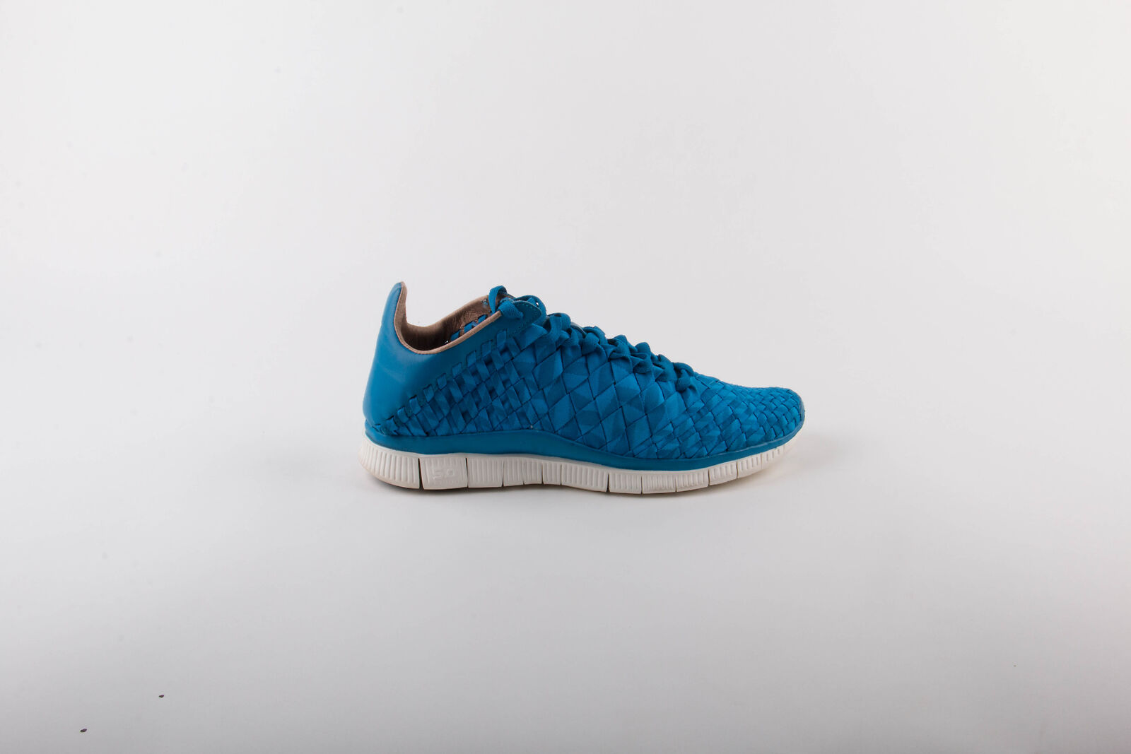 Nike Mens Free Blue Inneva Woven SP Photo Blue Free 598384-400 Size 8.5 Pre-owned 1ee72d