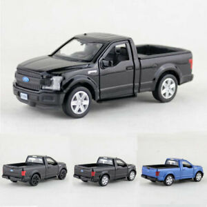 1:36 Ford F-150 Police Pickup Truck Model Car Diecast Toy Vehicle Kids Gift