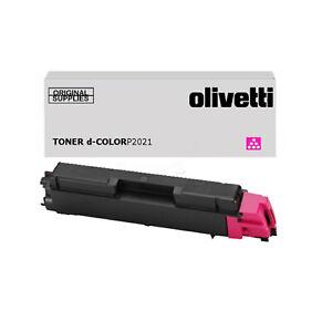 OLIVETTI-B0952-27B0952-TONER-ORIGINALE-MAGENTA-2800-pagine